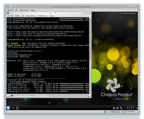 linux tutorial eli el maestro chackraproyect un nuevo s o linux tutorial de