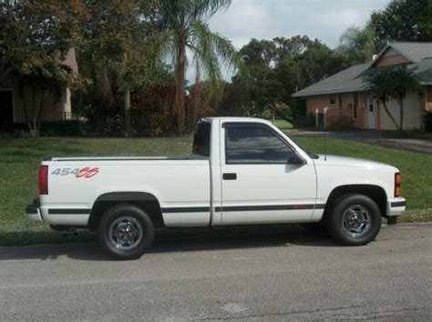 1992 chevrolet 454 ss purchase used 1992 chevrolet c1500 454 ss in