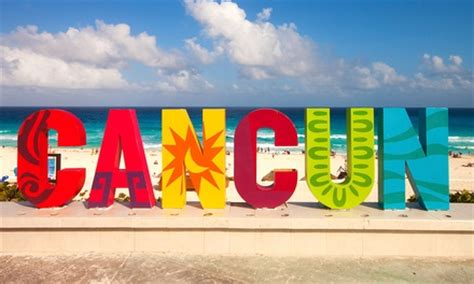 trip nonstop airfare to cancun from vacation express in cancun groupon getaways