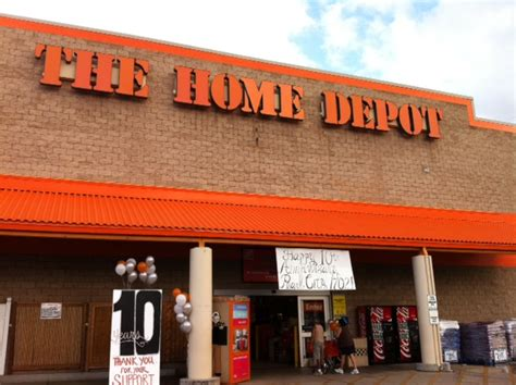 happy 10th anniversary home depot pearl city pulpconnection
