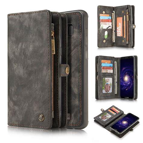 Samsung A7 2015 Caseme Wallet With Premium Leather Flipcover caseme samsung galaxy s8 plus zipper wallet detachable 2