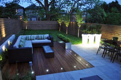 Jardin Patio by Las 4 Claves Para Iluminar Tu Patio O Jard 237 N En Las Noches
