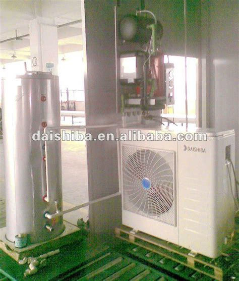 Small Home Heating And Cooling China Air To Water Heat For Home And Small Office Use