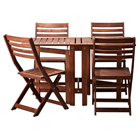outdoor folding table and chairs ikea garden furniture decoration access