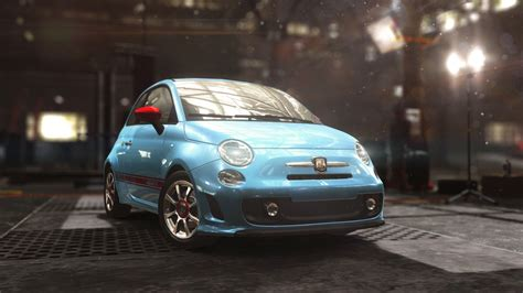 abarth official cars and tuning kits the crew