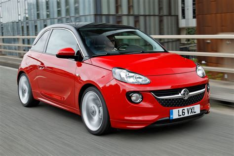 Adam Auto by Vauxhall Adam Review Auto Express