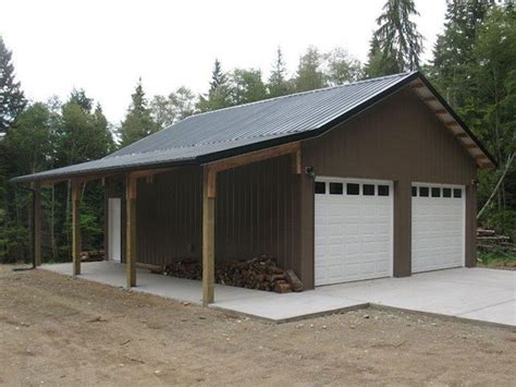 garage building designs top 25 best metal garage buildings ideas on pinterest
