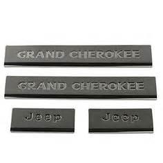 Sill Plate Belakang Abs Black Grand Veloz 2015 Jsl Emboss jeep grand wk interior trim removal jeep