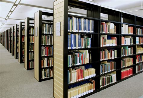 Library Shelving Key Points To Note In Library Shelving Systems