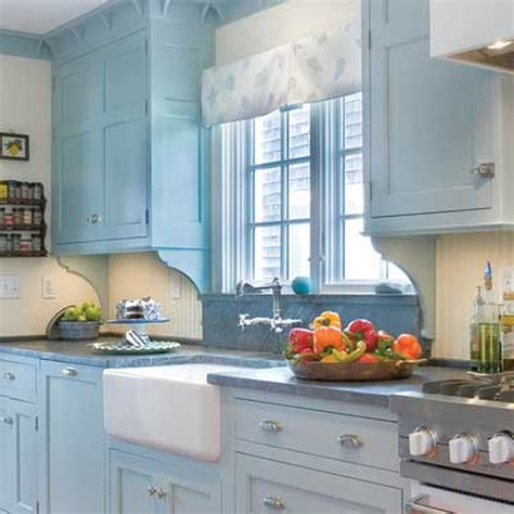white and blue kitchen cabinets 45 blue and white kitchen design ideas 2402 baytownkitchen