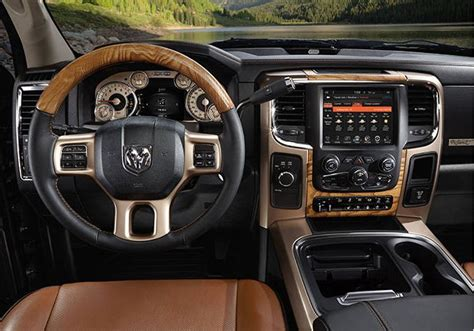 Dodge 2500 Interior by 2016 Ram 2500 Colors Autos Post