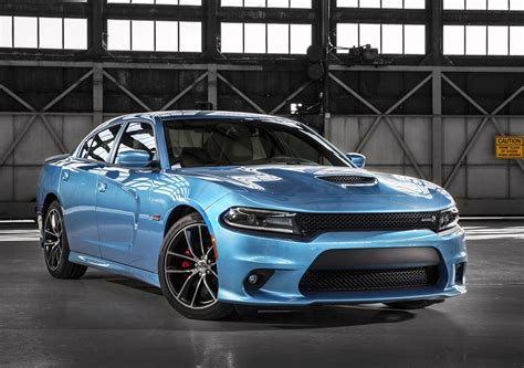 dodge charger improvements  release date