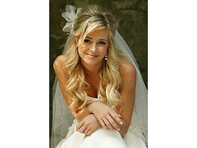 Brautfrisuren Halblange Haare by Brautfrisuren Halblange Haare Mit Schleier