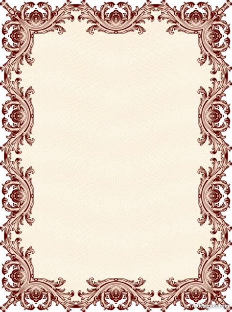 pattern vector border the gallery for gt page border design vector