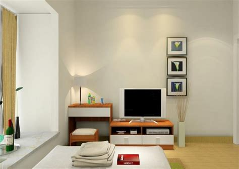Bedroom Tv Cabinet Background Wall 3d House