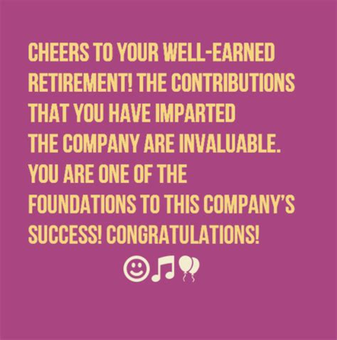 40 curated retirement quotes ideas the 40 happy retirement wishes wishesgreeting