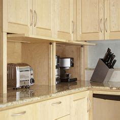 kitchen appliance storage cabinets small kitchen appliances garage transitional kitchen