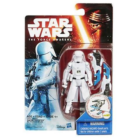 Mini Figure Starwars Finn Asli Ori Awaken wars build a weapon snow desert figures wave 2