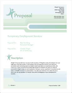sle business proposal letter for manpower services