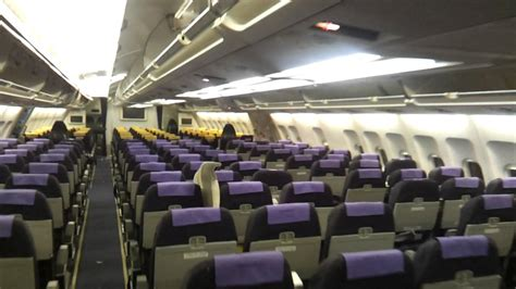 A310 Cabin by Airbus A300 600 Inside Cabin