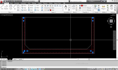 tutorial autocad commands associate objects with array commandautocad tutorial