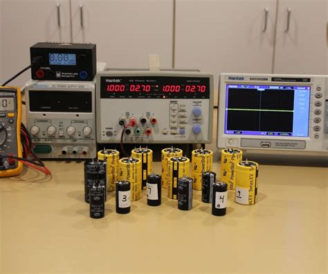 test capacitor well testing a well capacitor 28 images how to test capacitor on well 28 images how to test a