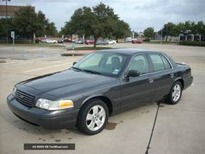 Lexus Is300 Interior Parts 2004 Ford Crown Victoria Lx Sport Not A Police Car