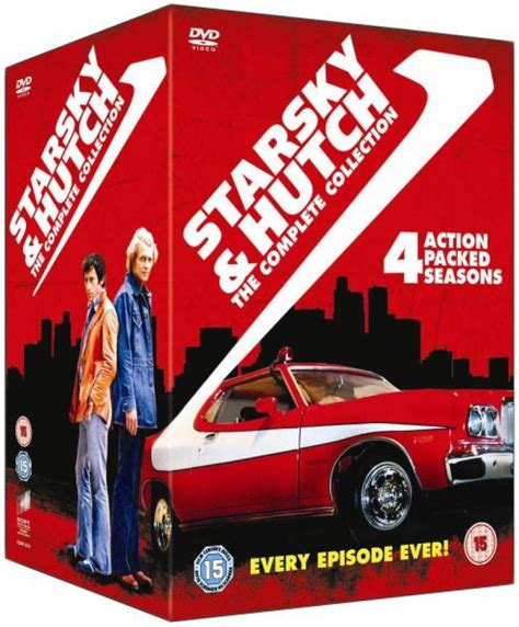 Starsky And Hutch Complete Series Starsky And Hutch The Complete Collection Dvd Zavvi Com