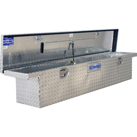 truck box better built size low profile slimline truck box 720467102849 ebay