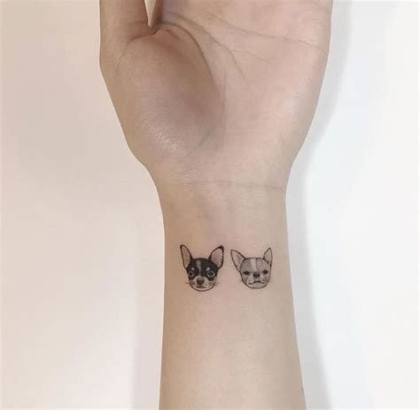 Minimalist Yorkie Tattoo | 103 best dog tatoo images on pinterest tattoo ideas