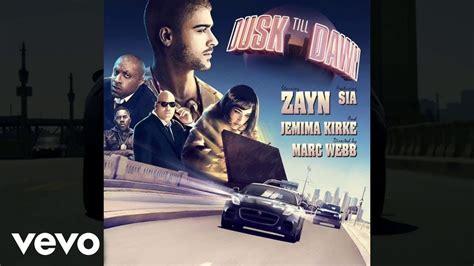 download mp3 dusk till dawn zayn malik ft sia zayn dusk till dawn audio ft sia radio edit pop