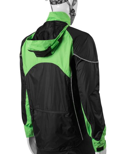 cycling windbreaker jacket big s waterproof breathable cycling jacket windbreaker