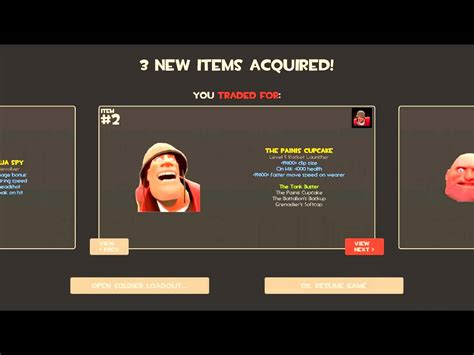Tf2 Giveaways - fake alert team fortress 2 i traded for amazing rare items youtube