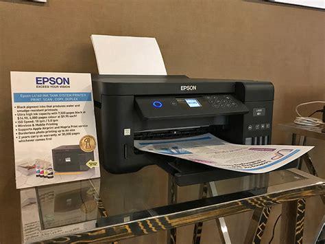 Printer Tahun printer epson seri l terbaru pada tahun 2018 ini resmi