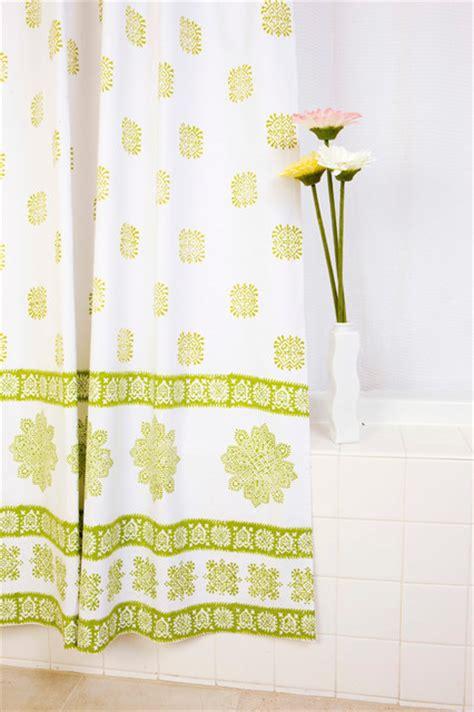 sage shower curtains sage green shower curtain san francisco by attiser