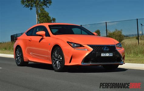 lexus rc 350 2015 2015 lexus rc 350 f sport review performancedrive
