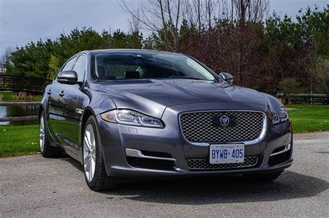 review 2016 jaguar xjl portfolio awd canadian auto review