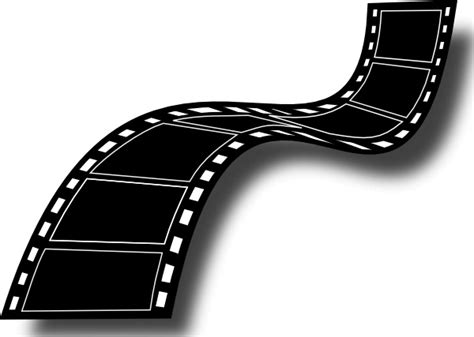 film strip clip art free vector in open office drawing svg