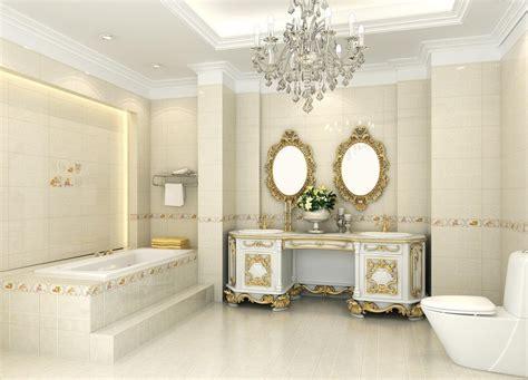 luxury bathroom interior design neoclassical interior nội thất ph 242 ng tắm t 226 n cổ điển