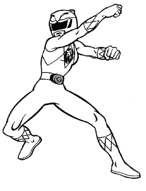 color sheet printable power ranger coloring pages coloring me