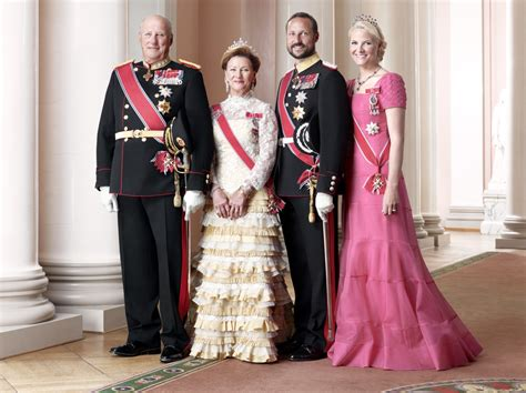 royal family news regarding members of the norwegian royal family