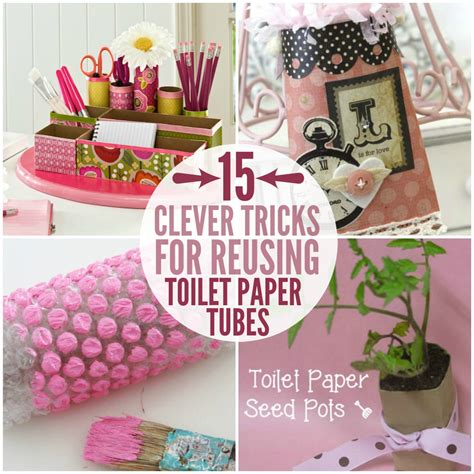 How To Make Useful Things Out Of Paper - 15 amazingly clever toilet paper hacks