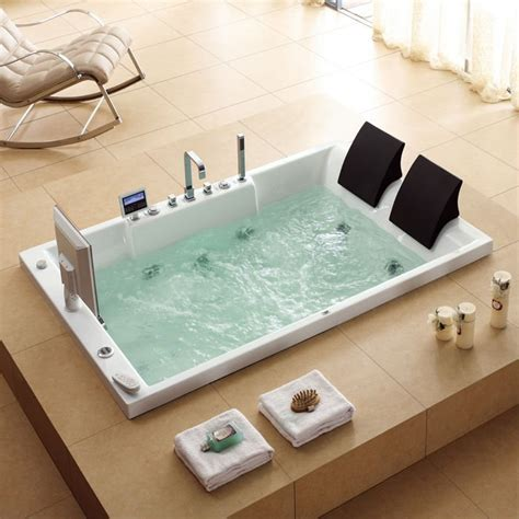 bathtubs for two people bathtubs idea extraordinary large bathtubs for two maax