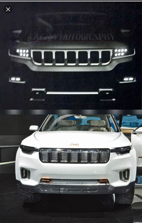 2019 jeep wagoneer concept jeep grand wagoneer 2019 may be based on the yuntu concept