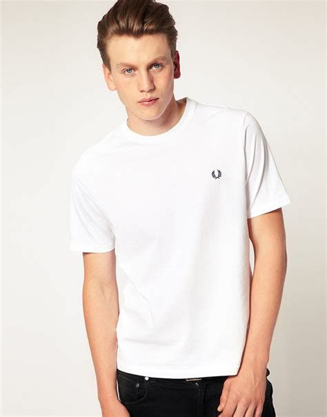 Fred Perry T Shirt wimbledon t shirts the grand slam fashion