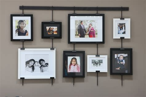 inspire hanging art without a frame dwell with dignity gallery frames curtain rods and chains on pinterest idolza