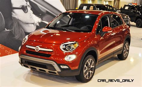 2016 fiat 500x pricing colors and real life photos