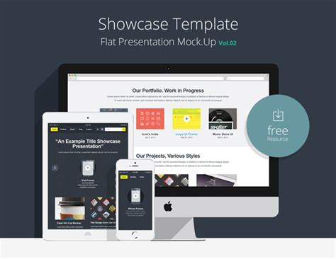 design mockup website free 40 free mockup templates to present your ui designs