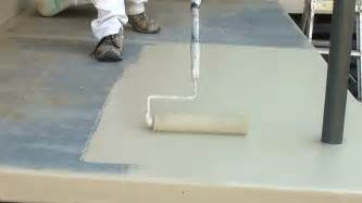 painting floor how to paint a concrete floor step by step guide on how