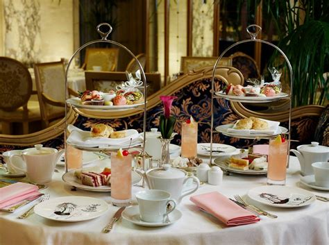 Carlyle Dining Room Set 7 Luxurious Spots For Afternoon High Tea In New York
